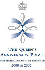 Queen's Anniversary Prize for Higher and Further Education