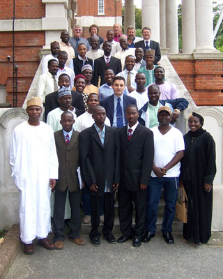 32 Kebbi State students have gained Master's Degrees at University of Greenwich in September 2007