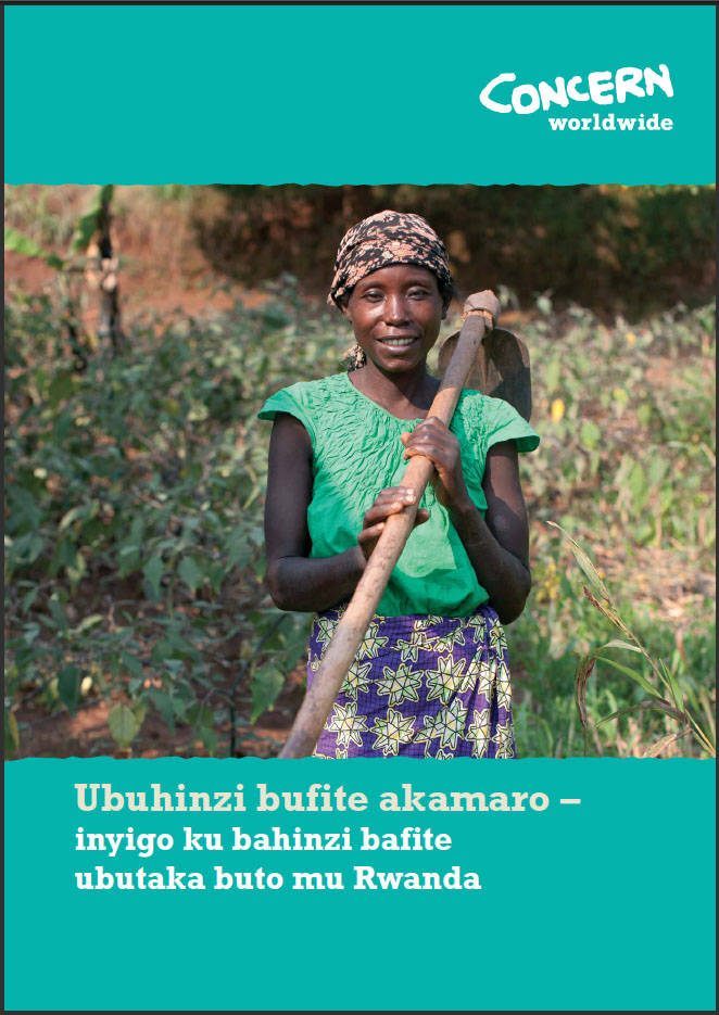 'Farming for impact' report translated into local Rwandan language