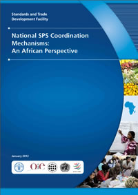 National SPS Coordination Mechanisms: An African Perspective