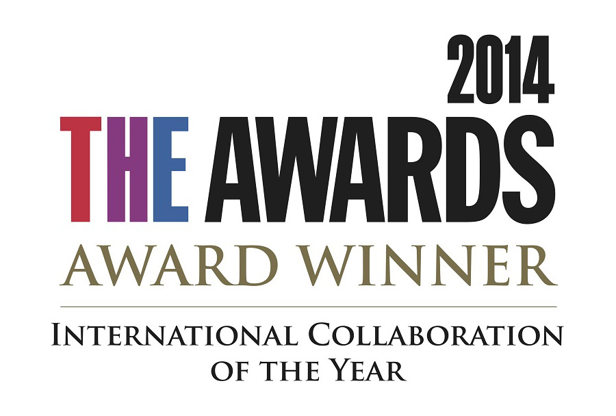 NRI wins THE International Collaboration of the Year for C:AVA