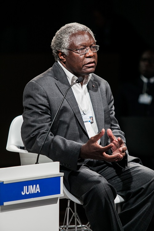 Calestous Juma | Copyright: World Economic Forum / Jakob Polacsek