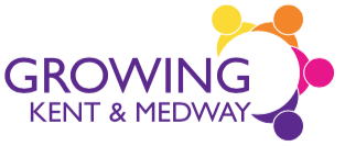 Growing KMedway logo