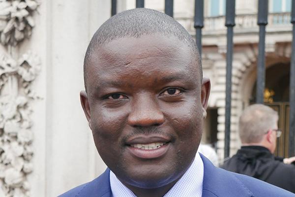 Christopher Imakando Imakando