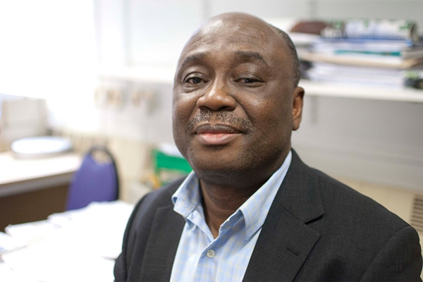 Dr Gideon Edu Onumah