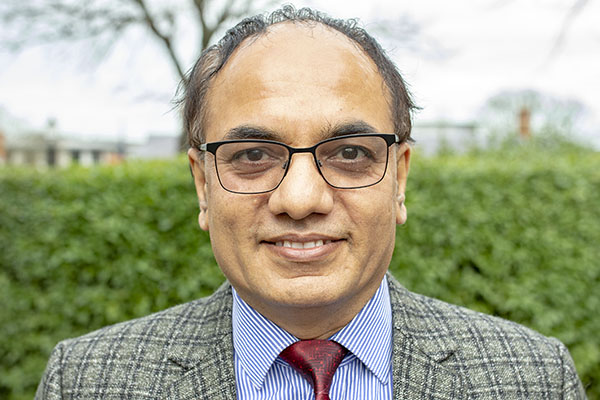 Dr Laxmi Prasad Pant