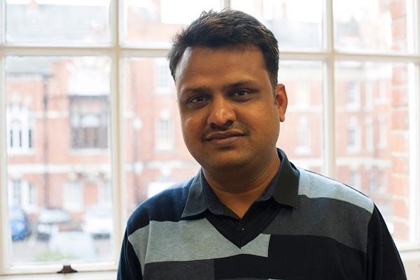 Associate Professor Ravinder Kumar