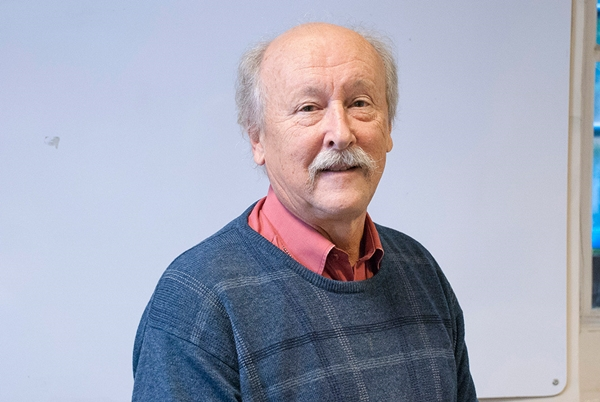 Professor Robert Cheke