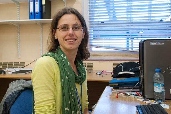 Dr Sophie Bouvaine