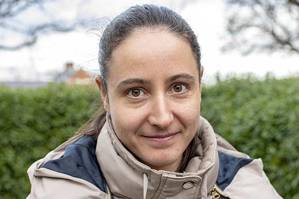 Dr Stefania Cerretelli