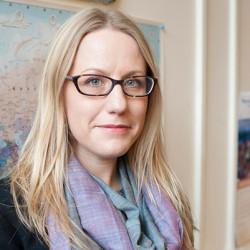 Dr Lora Forsythe